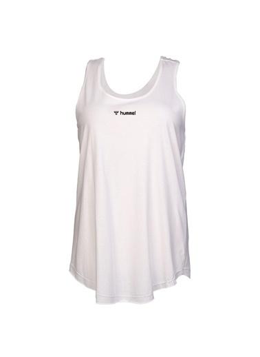 Hummel Kadın Browst Atlet 910836-9003 Beyaz